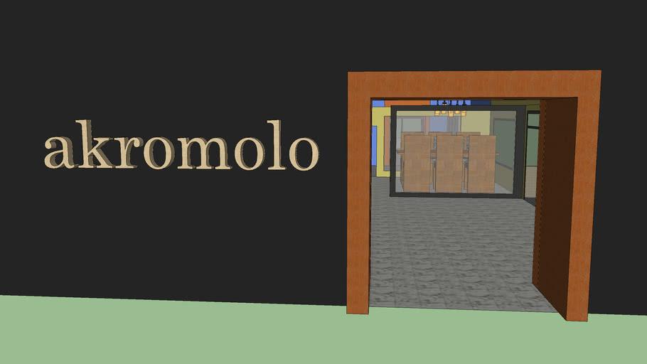 interior design by akromolo