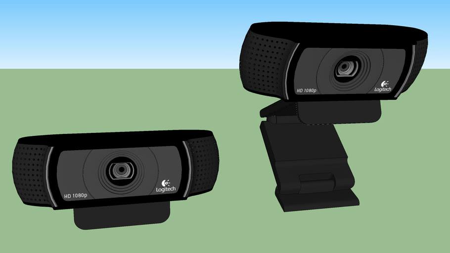 Webcam Logitech C920 3d Warehouse
