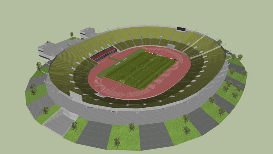 Renovation Competition Andrei Stadion