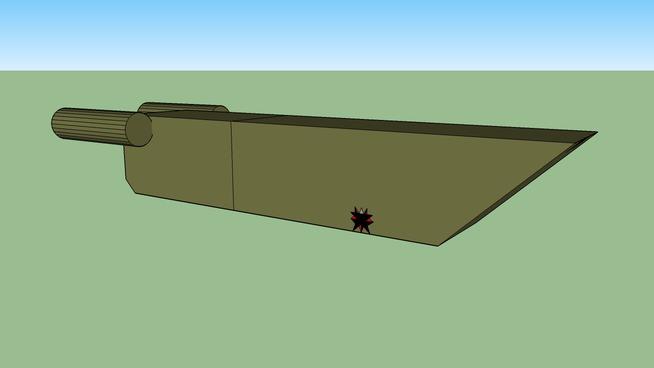 D-51 Sparrow Dropship