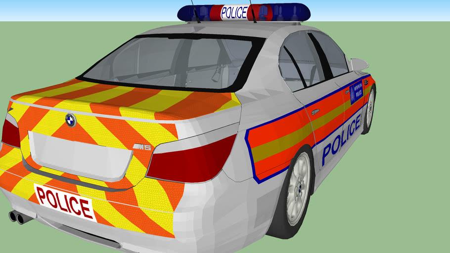 Metropolitan Police BMW ARV