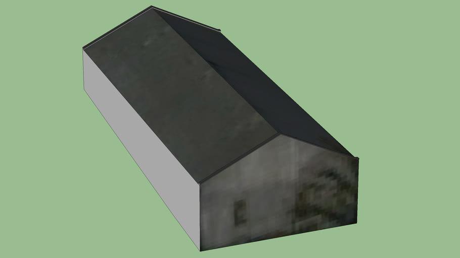 Laphroaig Distilery warehouse 3