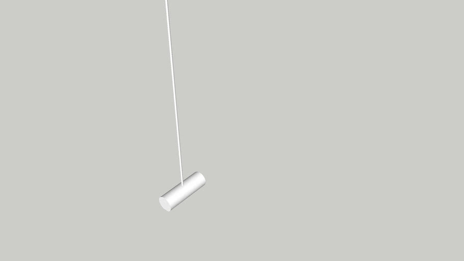 6465 - Luminária de Piso TSU Iluminar