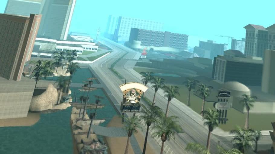 Gta San Andreas (Complete City)