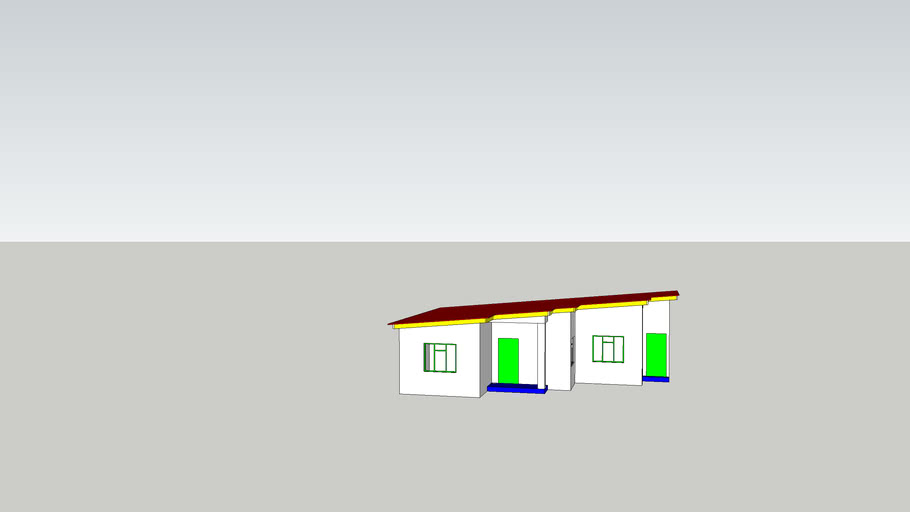 cabaña 3habitaciones