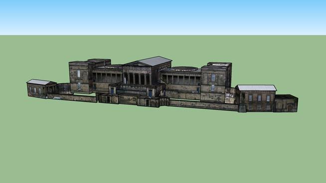 Bâtiment situé Edimbourg, Royaume-Uni