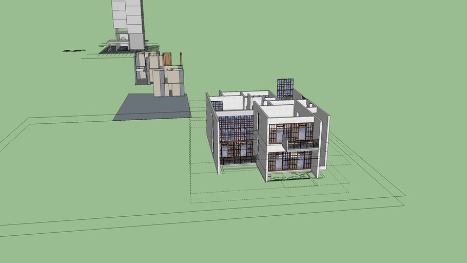 duplex apartment Architecture