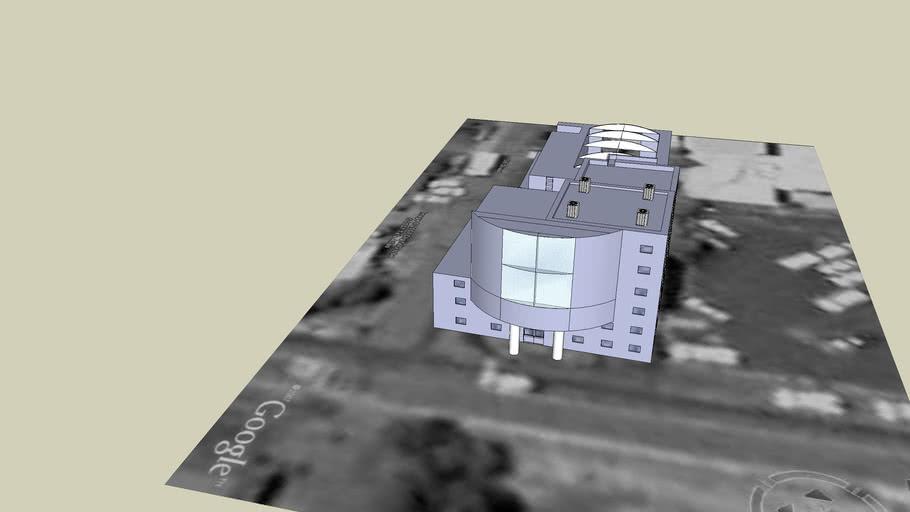 Google Earth Model #1