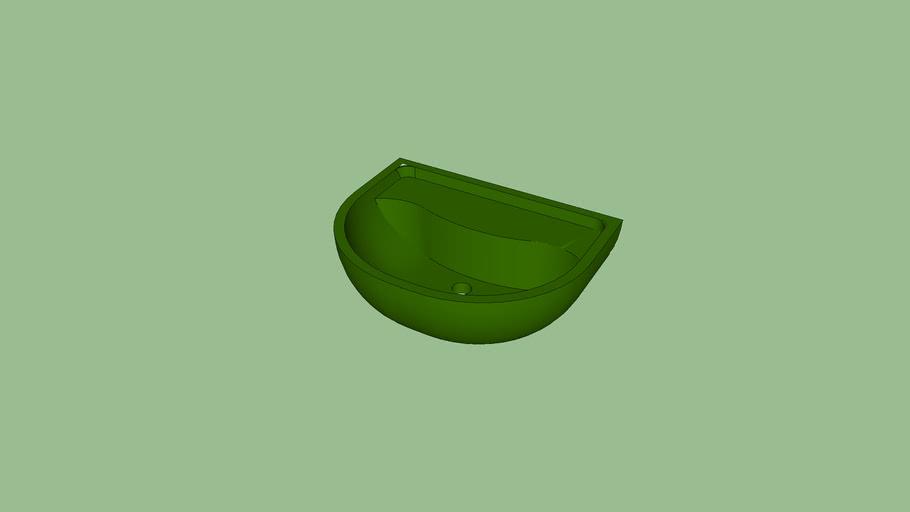 Pica fuente cerámica