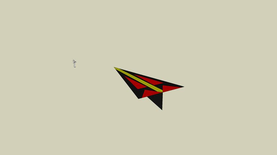 Paper Air plane