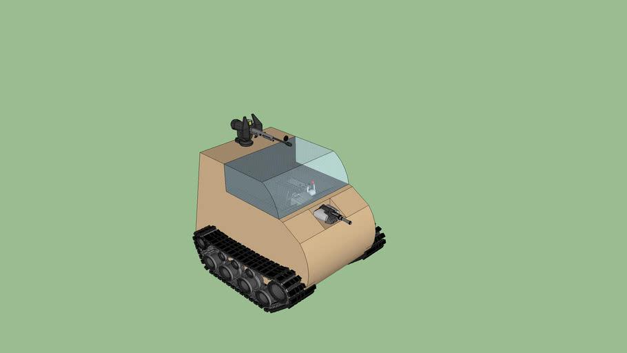 Armoured Army PTU/ATV