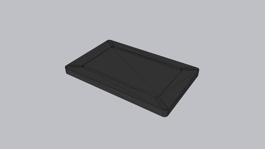 Samsung Galaxy Tab A 10.1 (2016) VESA 100 VidaMount Secure Tablet Enclosure