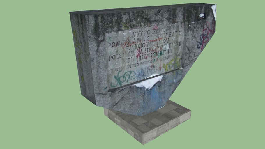 Pomnik Milicjanta