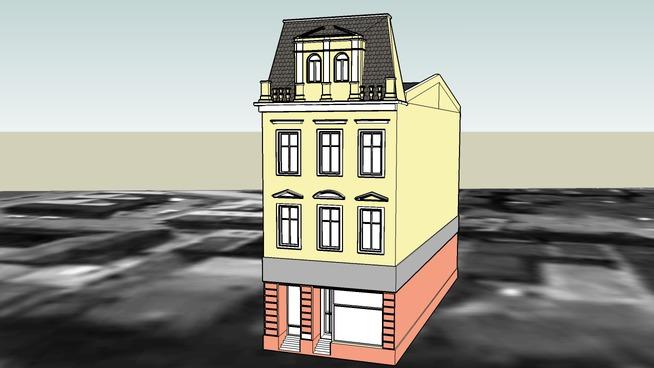TENEMENT HOUSE ON 12 DLUGA STREET IN BYDGOSZCZ
