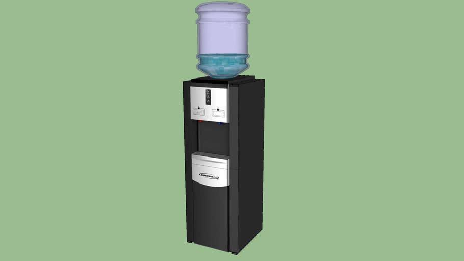 Machines (eau, café, snacks)