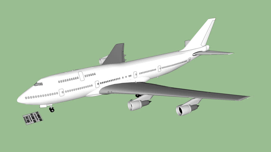 Boeing 747-100BSR SUD/ 747-200 SUD / 747-300 PW engines