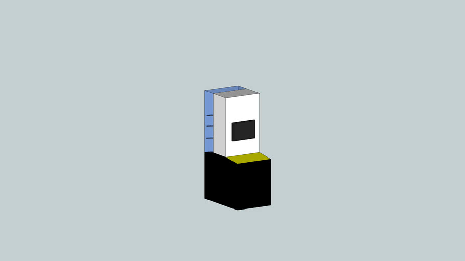 Stand Alone Kiosk