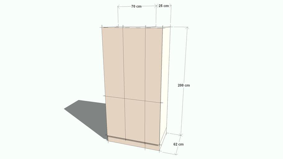 Colonna portalavatrice e colonna 25cm Arcom Wash & Dry