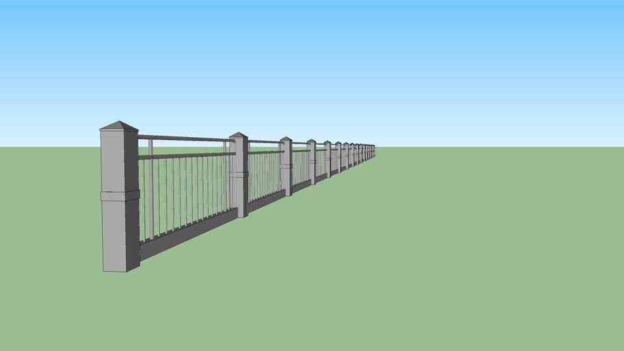 fence-150' long