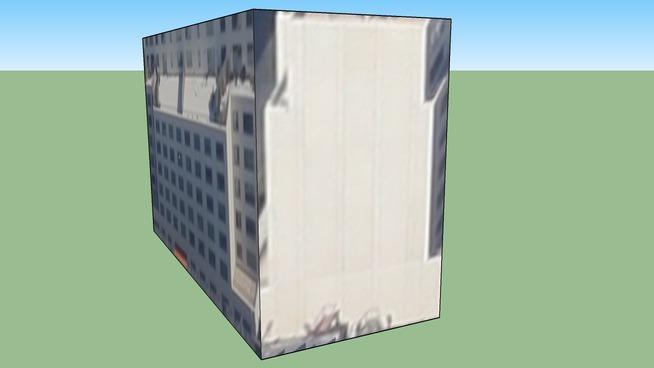 CUNY building, NY, USA