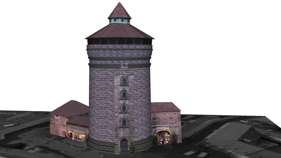 Frauentor-Turm