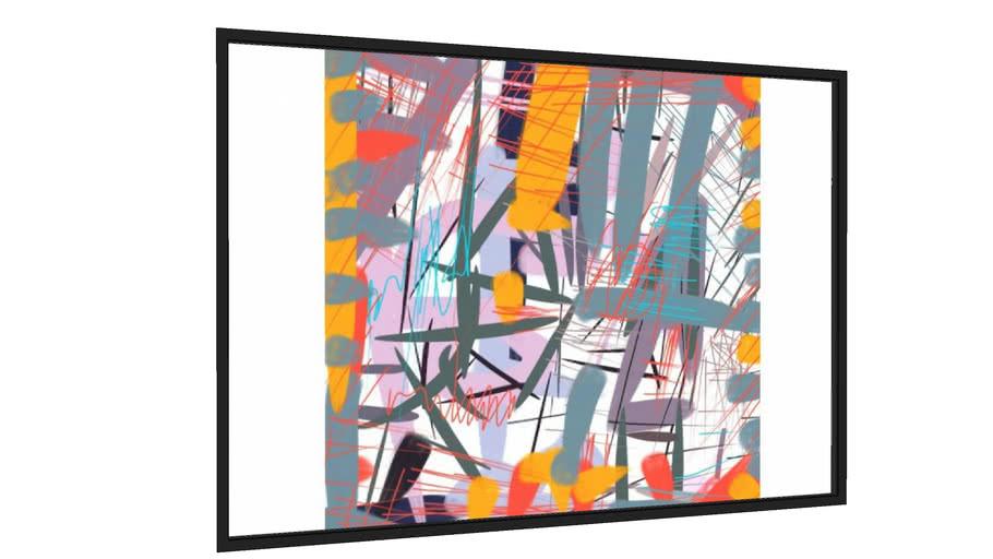 Quadro Composição 2 - Galeria9, por Cicero Manoel