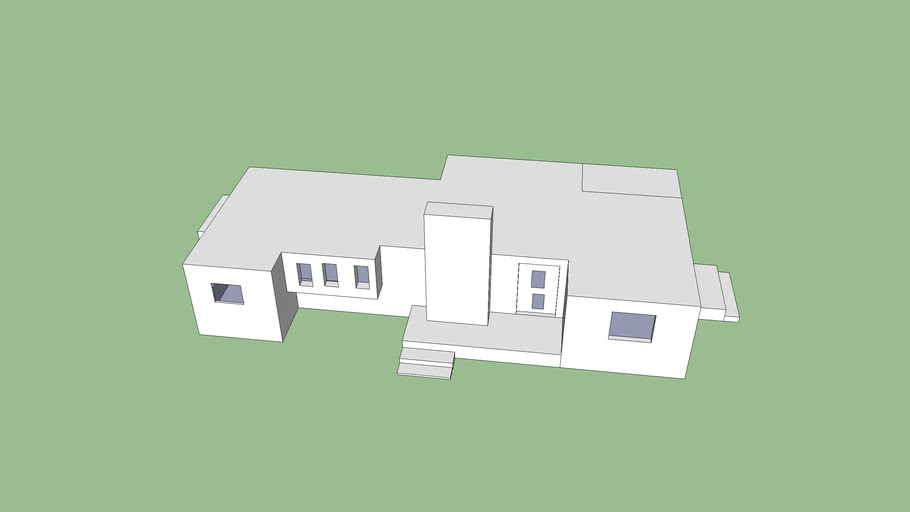 Undetailed House