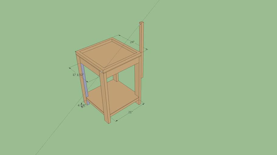 Basic Wedging Table