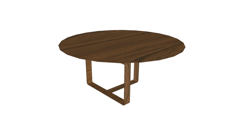 SK - AKIRA ROUND DINING TABLE