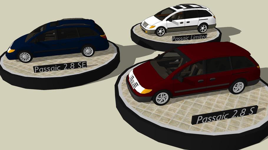 2008 BMR Passaic Lineup