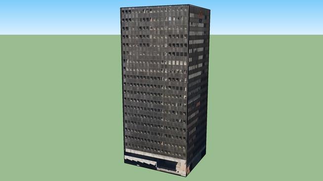 Bâtiment à Lyon 048