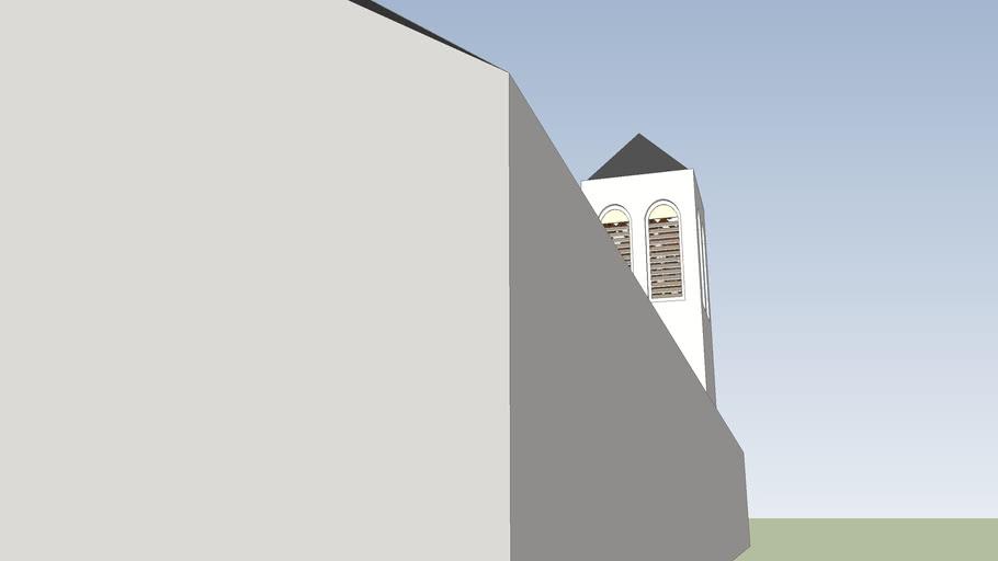 Eglise très très basique