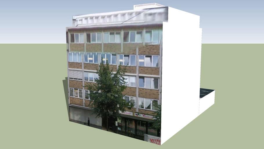 Bürogebäude Martinistrasse 31