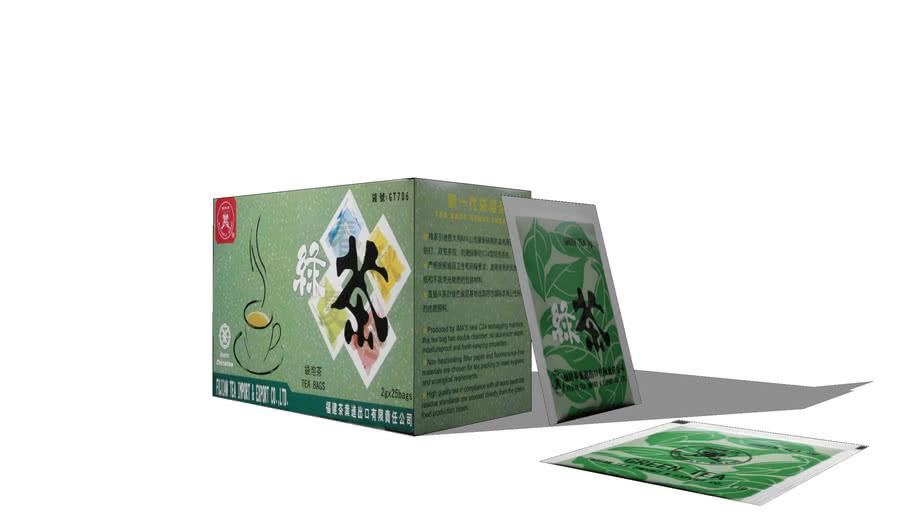 boîte de thé / tea box