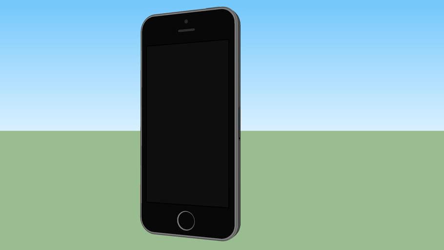 IPhone 5C Gris Sidéral (New Génération n°2)