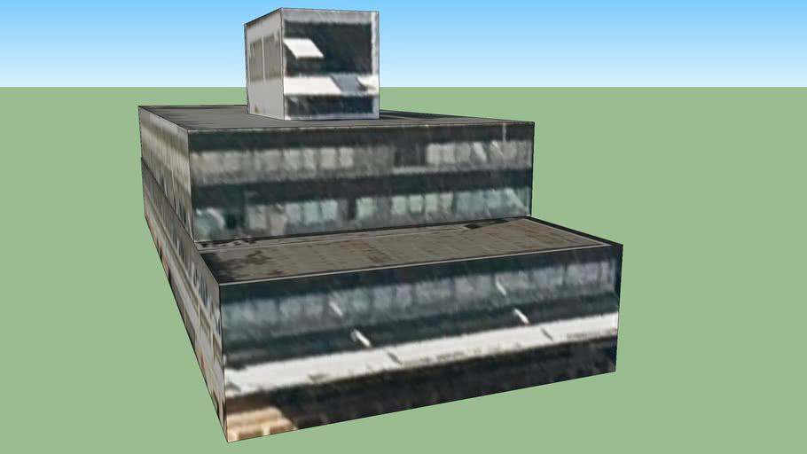 日本, 神奈川縣横滨市的建筑模型