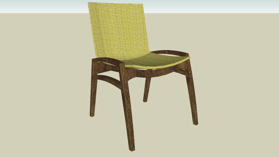 3224 - Cadeira sem braços Noronha