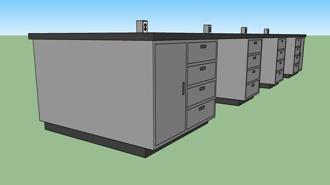 Generic Laboratory Bench