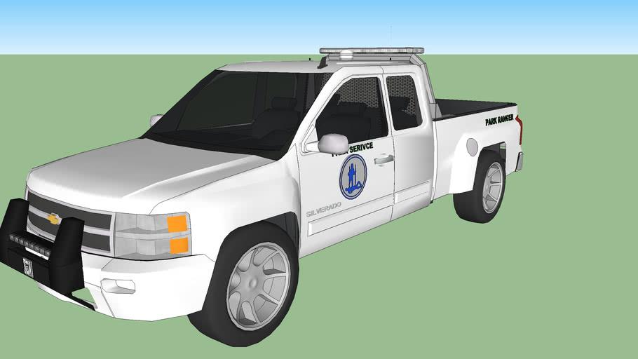 patrol truck