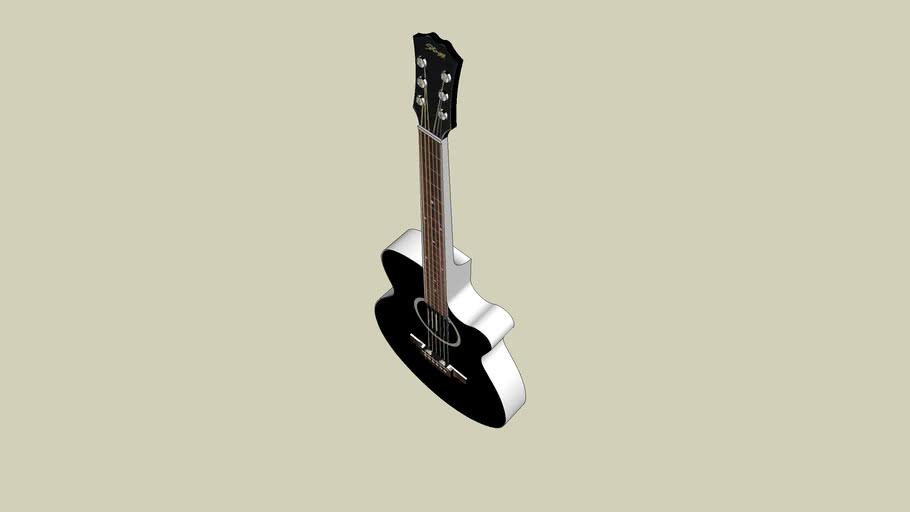 A nice guitar