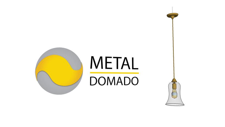 Pendente Metaldomado Romero