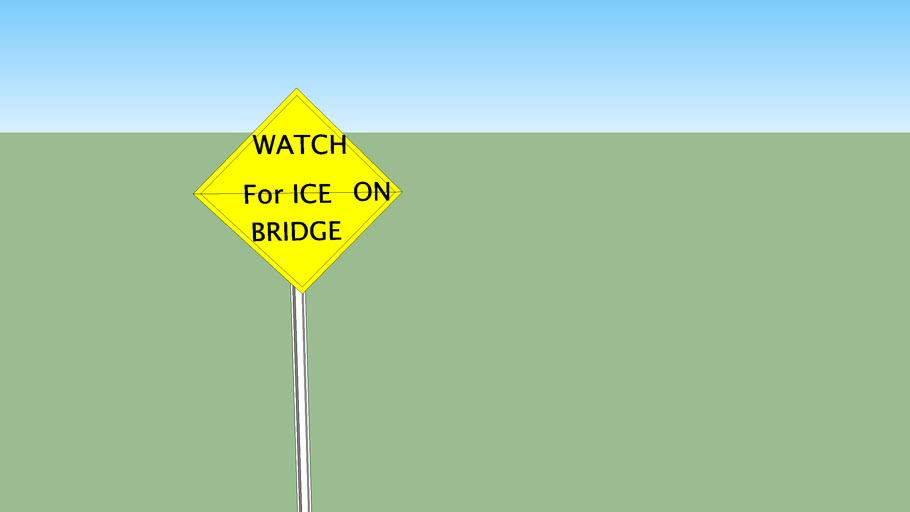 Watch For ICE On Bridge