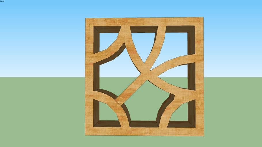 Linha Rústica Orgânica - Modelo 3