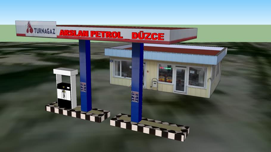 Arslan Petrol ve Lpg - Doğanlı Köyü - Düzce - 0380 549 7878