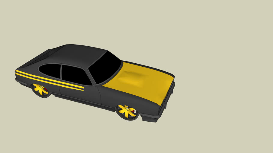 ford capti super low
