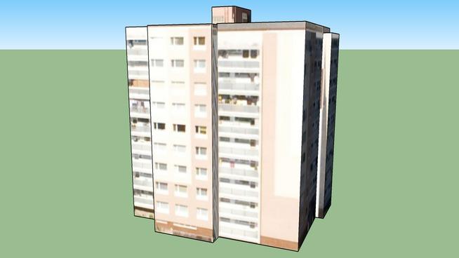 Budova na adrese Praha, Pod stírkou 5, Česká republika