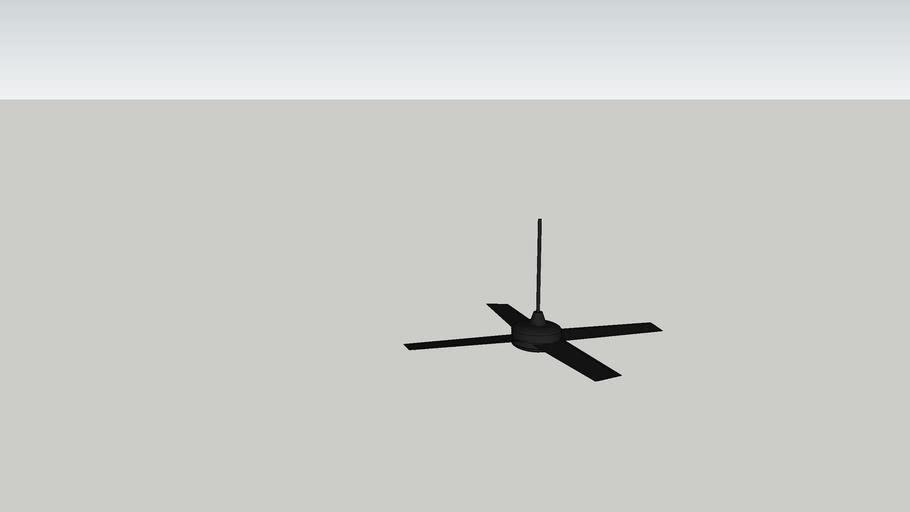 EC02 ceiling fan