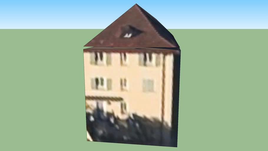 Edificio en Stuttgart, Alemania