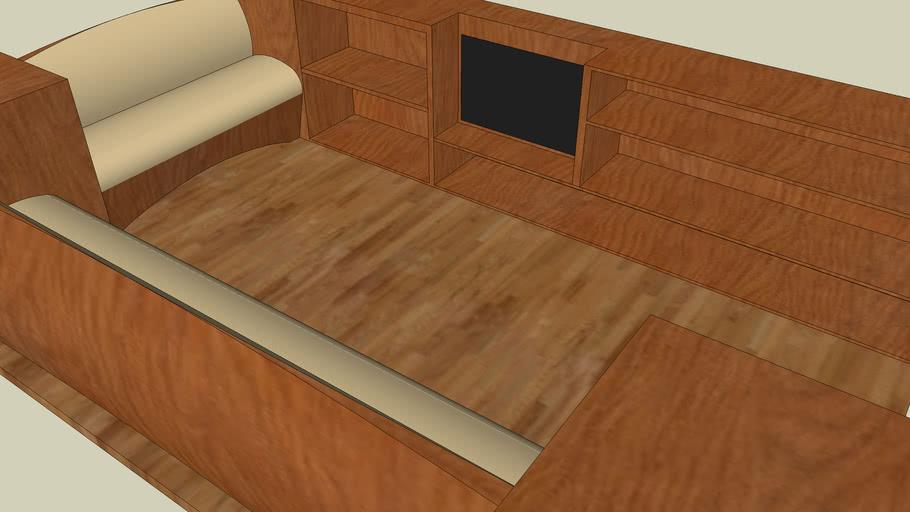 sofa kast tv