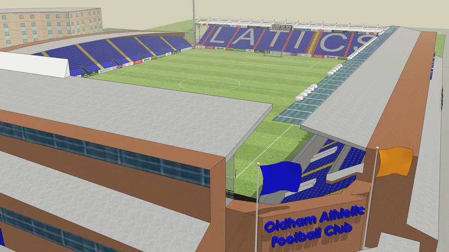 Oldham Arena :)